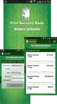 Image For: Mobile Banking App